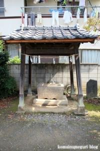 稲荷神社(川越市牛子)4