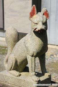 稲荷神社(川越市牛子)6