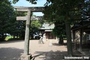 南田島氷川神社(川越市南田島)3