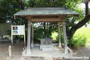 南田島氷川神社(川越市南田島)5