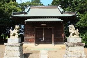 南田島氷川神社(川越市南田島)9