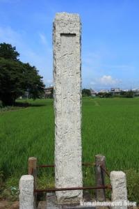 南田島氷川神社(川越市南田島)2