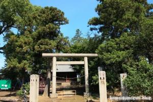 氷川神社(川越市大中居)1