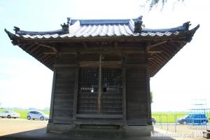 稲荷神社(川越市高島)3