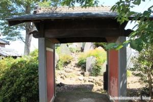 御嶽神社(川越市八ツ島)9