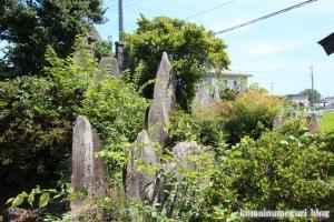 御嶽神社(川越市八ツ島)12