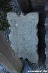 一本杉稲荷神社(川越市古谷上)4