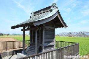 一本杉稲荷神社(川越市古谷上)5