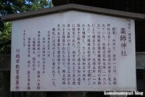 薬師神社(川越市伊佐沼)7