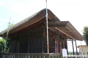 薬師神社(川越市伊佐沼)10