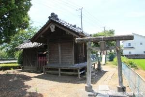 稲荷神社(川越市鴨田)3