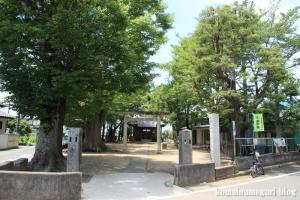氷川神社(川越市並木新町)1