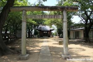 氷川神社(川越市並木新町)3
