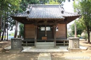 氷川神社(川越市並木新町)6