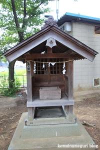 氷川神社(川越市並木新町)10