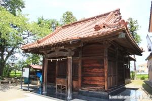 木野目稲荷神社(川越市木野目)5