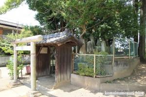 木野目稲荷神社(川越市木野目)10