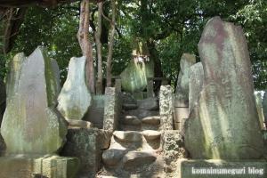 木野目稲荷神社(川越市木野目)12