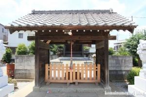 新明神社(川越市今泉)8