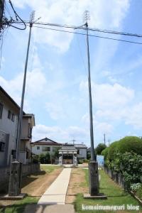 新明神社(川越市今泉)1