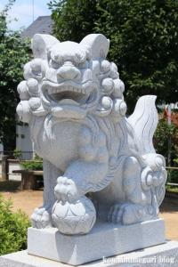 新明神社(川越市今泉)6