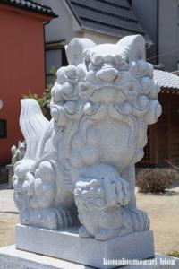 新明神社(川越市今泉)7