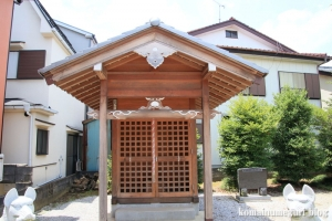 稲荷神社(川越市渋井)6