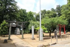 氷川神社(川越市久下戸)1