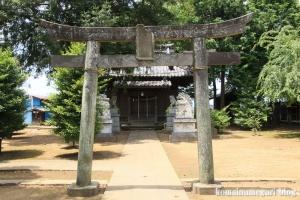 氷川神社(川越市久下戸)2