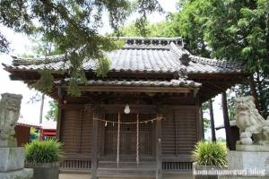 氷川神社(川越市久下戸)8