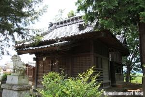 氷川神社(川越市久下戸)9