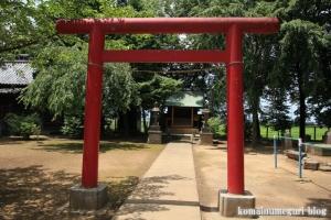 氷川神社(川越市久下戸)12