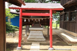 氷川神社(川越市久下戸)16