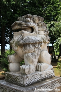 氷川神社(川越市久下戸)4