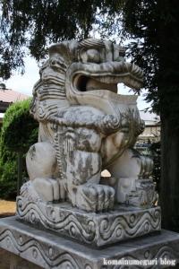 氷川神社(川越市久下戸)5