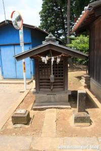 氷川神社(川越市久下戸)18