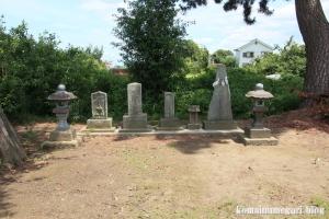 陸道稲荷神社(川越市萱沼)4
