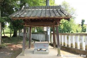 氷川神社(川越市古谷郷上組)4