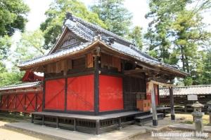 氷川神社(川越市古谷郷上組)10