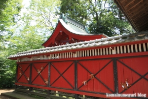 氷川神社(川越市古谷郷上組)11