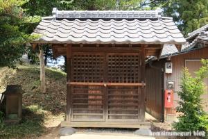 氷川神社(川越市古谷郷上組)16
