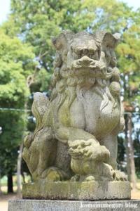 氷川神社(川越市古谷郷上組)6