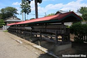古尾谷八幡神社(川越市古谷本郷下組)5