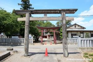 古尾谷八幡神社(川越市古谷本郷下組)6