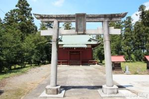 古尾谷八幡神社(川越市古谷本郷下組)20