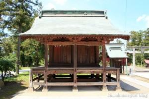 古尾谷八幡神社(川越市古谷本郷下組)24