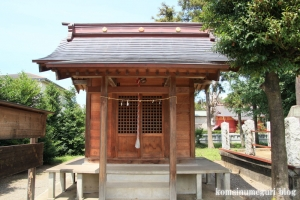 古尾谷八幡神社(川越市古谷本郷下組)47
