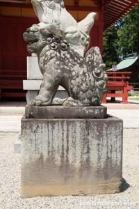 古尾谷八幡神社(川越市古谷本郷下組)30