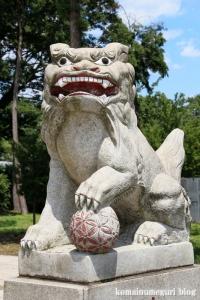古尾谷八幡神社(川越市古谷本郷下組)40