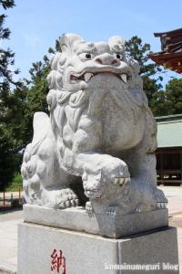 古尾谷八幡神社(川越市古谷本郷下組)41